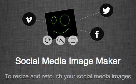 """Social media Image Maker"""